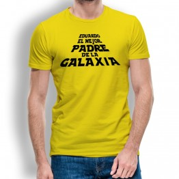 Camiseta Padre de la Galaxia