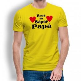 Camiseta Un Super Papá