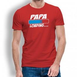 Camiseta Papá Loading  para Hombre