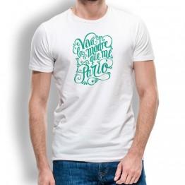 Camiseta Viva la Madre para hombre