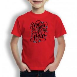 Camiseta Viva la Madre para niños