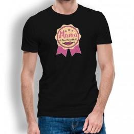 Camiseta Mamá Increible para hombre