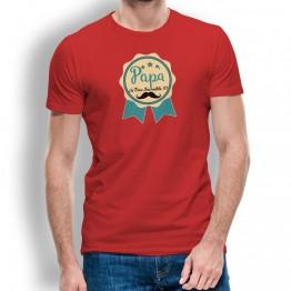 Camiseta Papá Increible para hombre