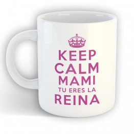 taza Keep Calm Mami