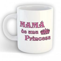 Taza Madre de una princesa