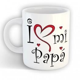 Taza Love Mi Papá