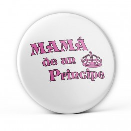 Chapa Mamá de un Principe