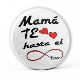 chapa Mamá Te Quiero