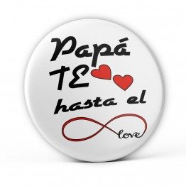 Chapa Papá Te Quiero