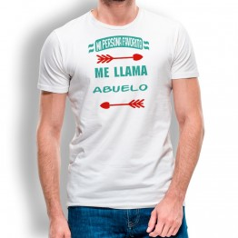 camiseta Abuelo Persona Favorita