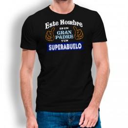 Camiseta Gran Padre y Super Abuelo