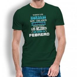 Camiseta Hombres Nacidos En