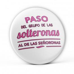 Chapa Solterona A Señorona