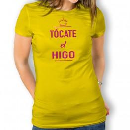 Camiseta Tócate el Higo