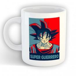 Taza Super Guerrero Vintage