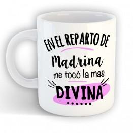 Taza Madrina Divina
