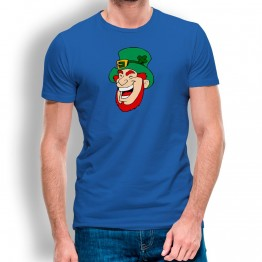 Camiseta St Patrick Cara para hombre