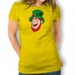 Camiseta St Patrick Cara para mujer