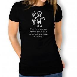 Camiseta Regalo de Cumpleaños para mujer