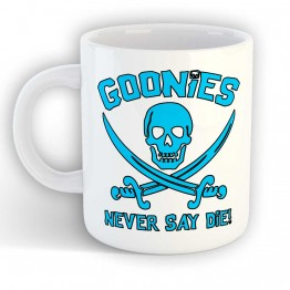 Taza Never Say Die
