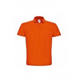 Polo de Piqué Naranja