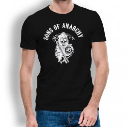 Camiseta Sons Of Anarchy para hombre