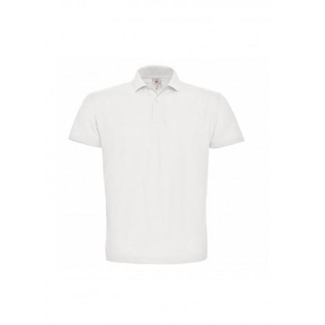 7e29bb62 Polo de Piqué Para Personalizar Blanco