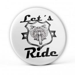 Chapa Lets Ride