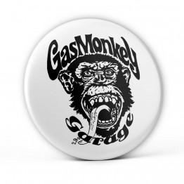 Chapa Gas Monkey Mono