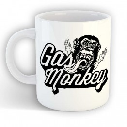 Taza Gas Monkey