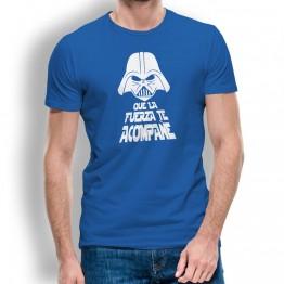 Camiseta Que La Fuerza Te Acompañe para hombre