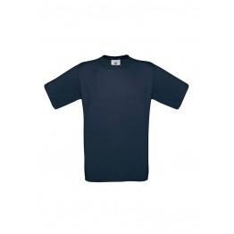 Camiseta Marino Claro B&C Exact 150