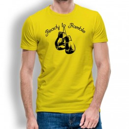 Camiseta Ready To Rumble para hombre