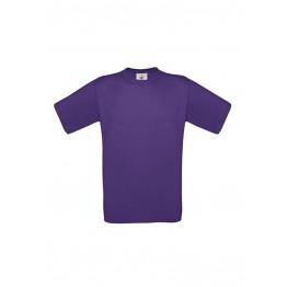 Camiseta Purpura B&C Exact 150