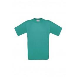 Camiseta Turquesa Real B&C Exact 150