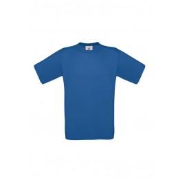 Camiseta Azul Real B&C Exact 150