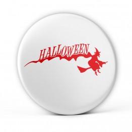 Chapa Bruja Halloween