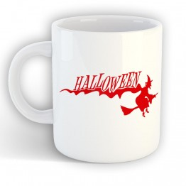 Taza Bruja Halloween
