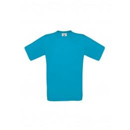 Camiseta Niño Azul Atolon B&C Exact 150