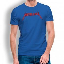 Camiseta Metalica para hombre