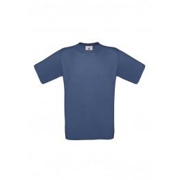 Camiseta Niño Denim B&C Exact 150