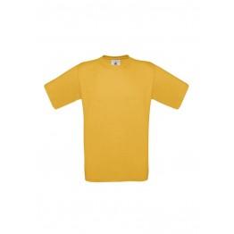Camiseta Niño Dorada B&C Exact 150