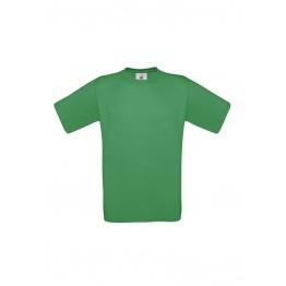 Camiseta Niño Verde Kelly B&C Exact 150