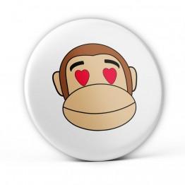 Chapa Mono Franky Enamorado