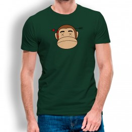 Camiseta Mono Franky con Flecha para hombre