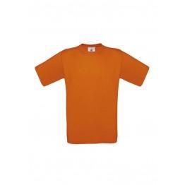 Camiseta Niño Naranja B&C Exact 150