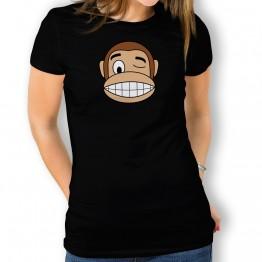Camiseta Mono Franky Guiño para mujer