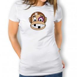 Camiseta Mono Franky Pelea para mujer
