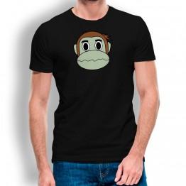 Camiseta Mono Franky Zombi para hombre