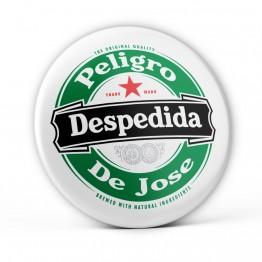 Chapa Despedida Cerveza